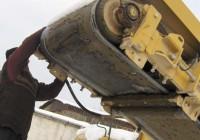 Reparații utilaje pentru carieră